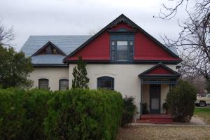 Spencer W. Kimball childhood home