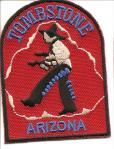 Tombstone AZ patch