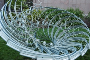 As the Rose: Sculpture by Adam Bateman