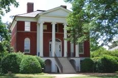 Robert Mills Home Columbia SC April 2011 (2)