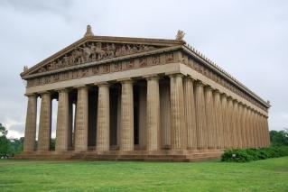 Parthenon replica Nashville TN 27 April 2011 (5)