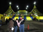 going to Cirque du Soleil's OVO with friends