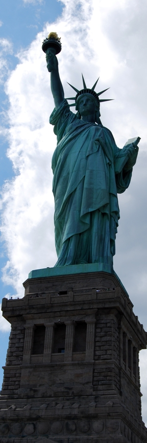 Statue of Liberty by Kevin Earl