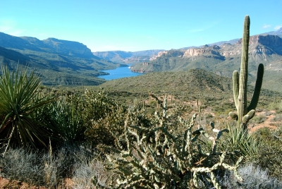 Apache Trail vista