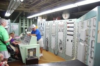 Titan Missile Museum control room