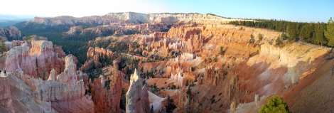 The Otherworldly Bryce Canyon
