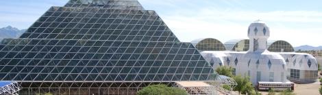 Biosphere 2 near Tuscon