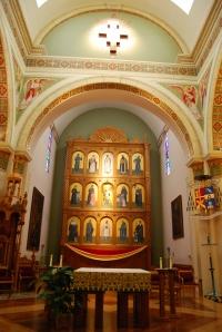 13 Sept 2013 St Francis Basilica Santa Fe (9)