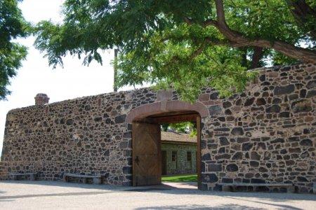 Cove Fort in Utah