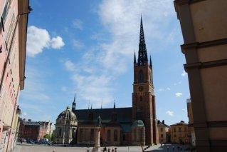 my favorite church in Stockholm