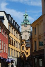 another old street in Stockholm