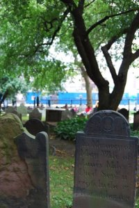 St. Paul's church manhattan cemetery