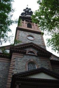 St. Paul's church Manhattan