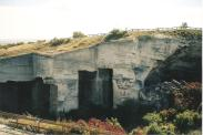 old quarry in Fertorakos, Hungary