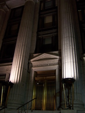 LDS Church Administration Building Salt Lake City