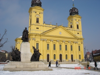 The Great Church in Debrecen (14)