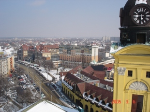 The Great Church in Debrecen (3)