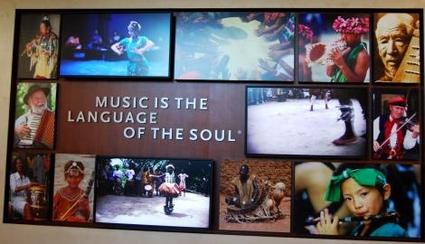 music language of soul