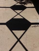 pergola shadows