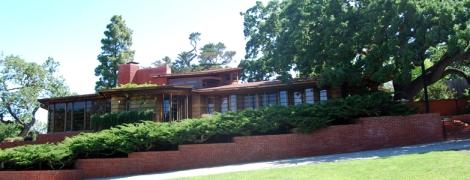 FLLW Hanna House Stanford CA (7)