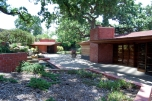 FLLW Hanna House Stanford CA (94)