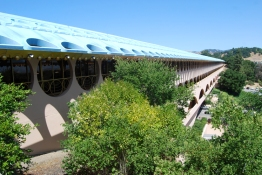 Marin County Civic Center - one of ten Frank Lloyd Wright Buildings nominated for the UNESCO World Heritage List