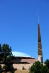 FLLW Marin County Civic Center San Rafael CA (94)