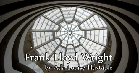 Huxtable's Wright cover