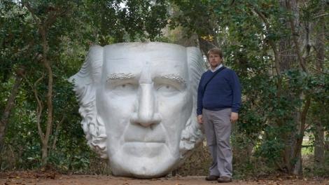 21 Dec 2014 Sam Houston Statue (4)