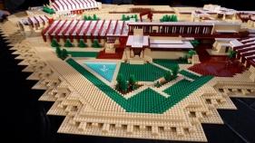 8 Jan 2015 Taliesin West LEGO model unveiling (9)