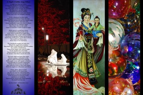 christmas poem panoramas